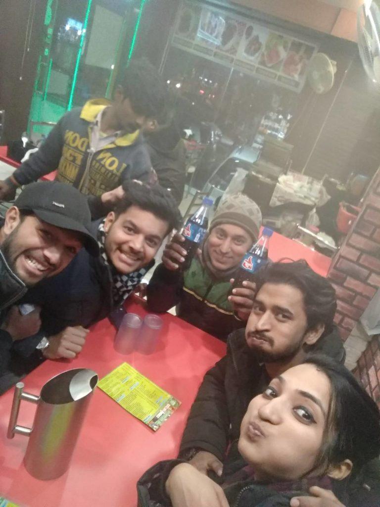 After Release Celebration - Umakant Pandey Purush Ya.....?