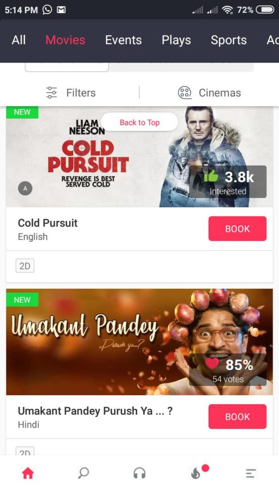 Umakant Pandey Purush Ya.....? on BookMyShow